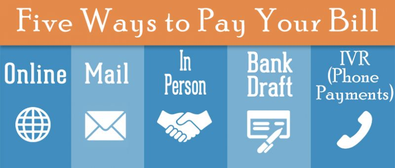 5 Ways to Pay